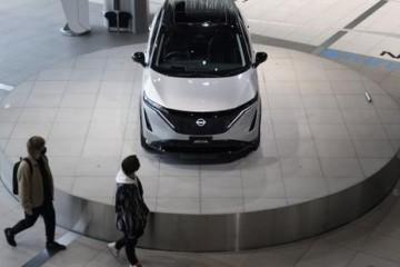 日产因疫情和芯片短缺推迟Ariya电动汽车发售