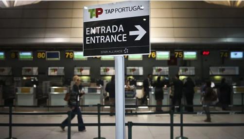 葡萄牙机场地面服务人员罢工该国首都机场数百架航班停飞
