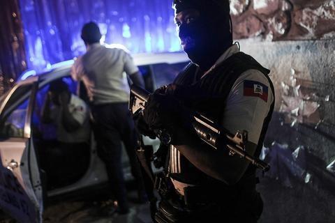 涉嫌刺杀海地总统前军官接到任务要协助一名女性就任总统